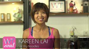 Kareen Lai stir fry video thumbnail