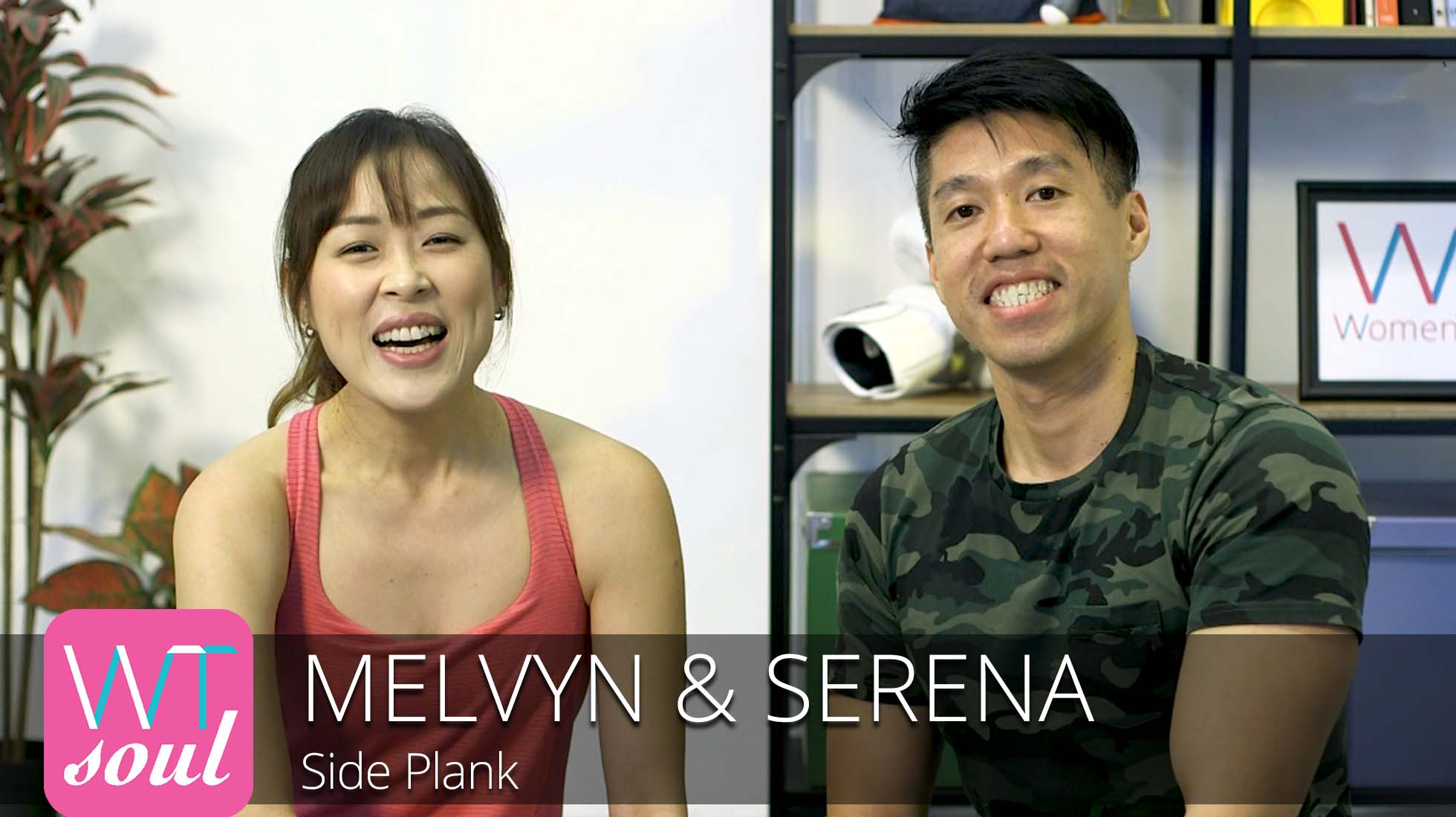 melvyn serena side plank womentalk