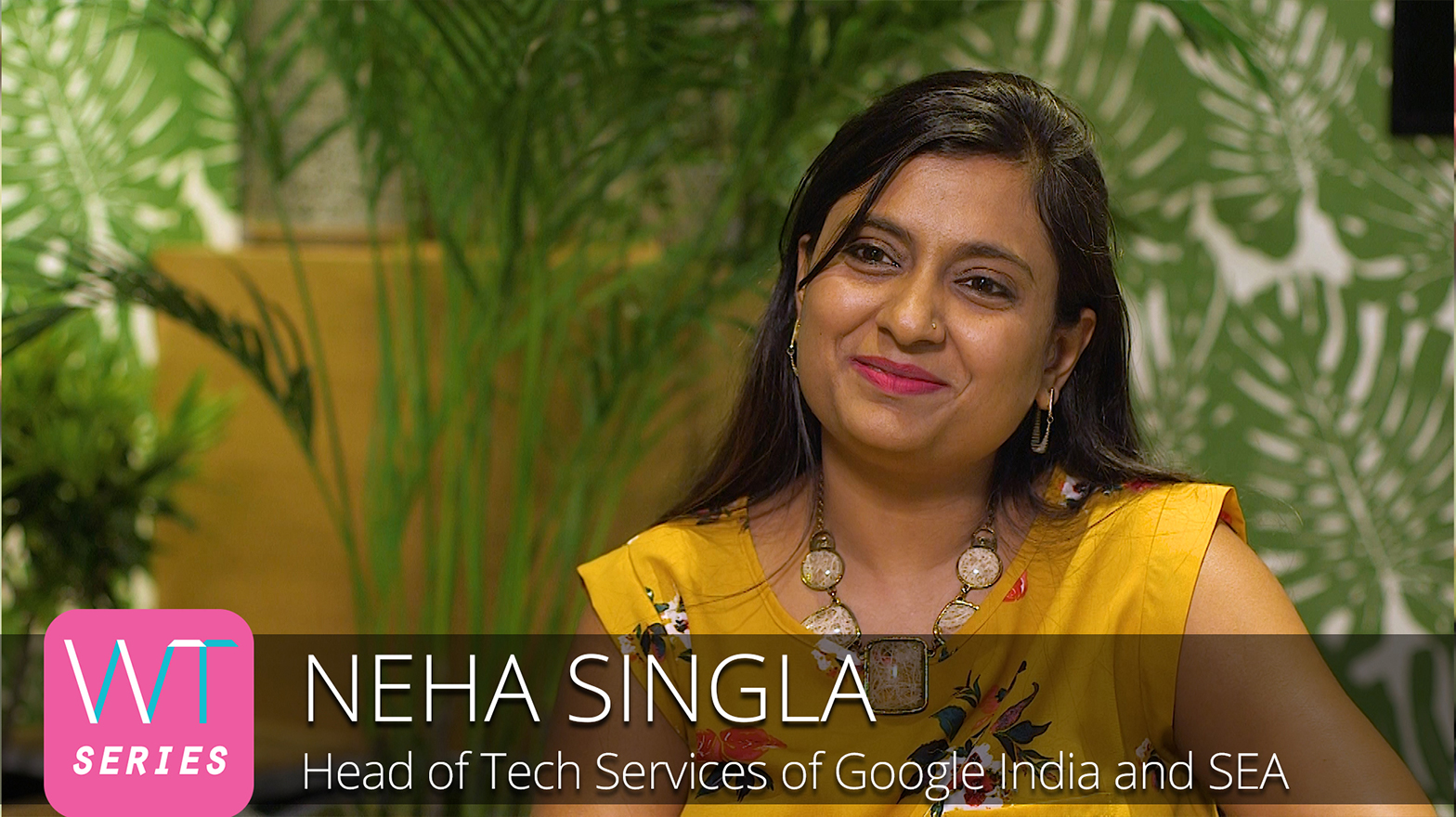 neha singla google womentalk